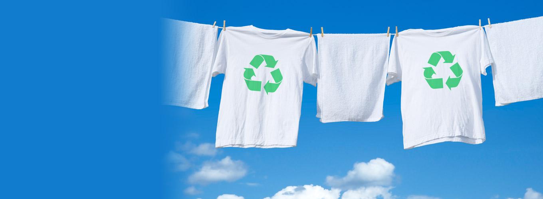 地球の環境にやさしいエコな洗濯洗剤って?