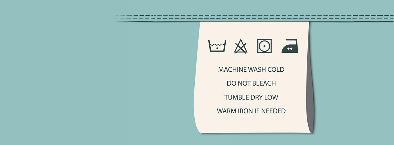 2016年12月、洗濯表示記号がこんなに変わる!