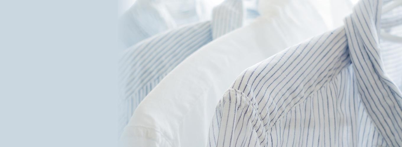 衣替えシーズン到来。お洗濯と収納のポイントをご紹介。