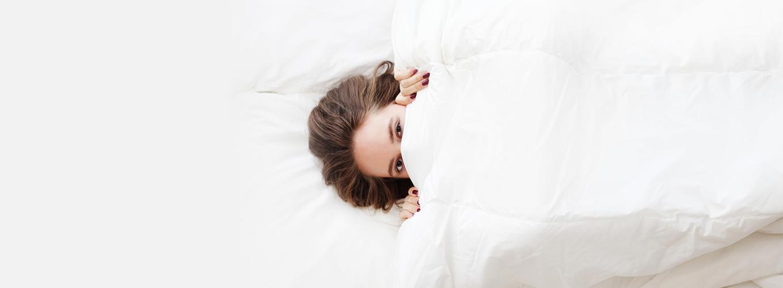 ふわふわで気持ちよく眠れそう! 掛け布団の賢い洗い方。