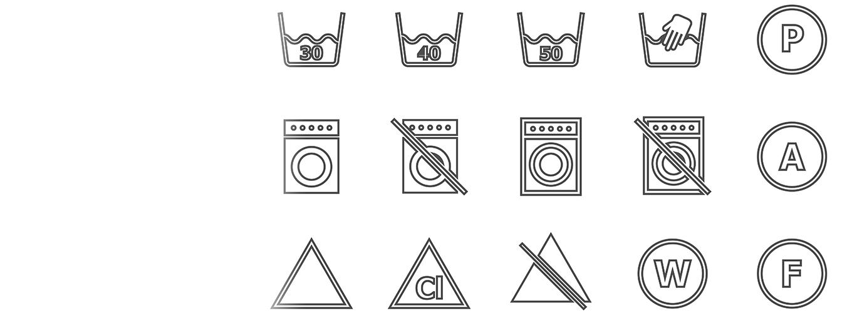 難しすぎるなんて諦めないで!新しい洗濯表示はこれだけ覚えれば大丈夫!