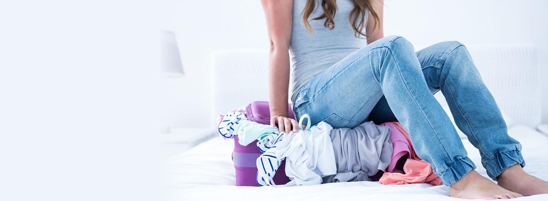 旅行先での洗濯に困らない! 利用すべきサービスとグッズ