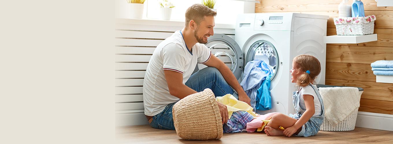 洗濯の基本をチェック! 効率的に汚れを落とすには?