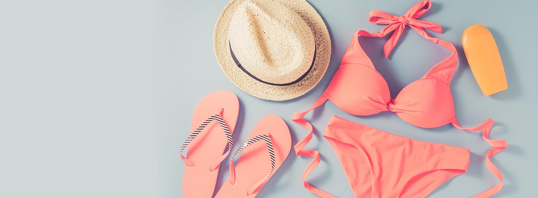 暑い夏は海にプール!  水着の正しい洗い方とは?